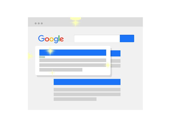 GenieWords og Google Ads-annoncering