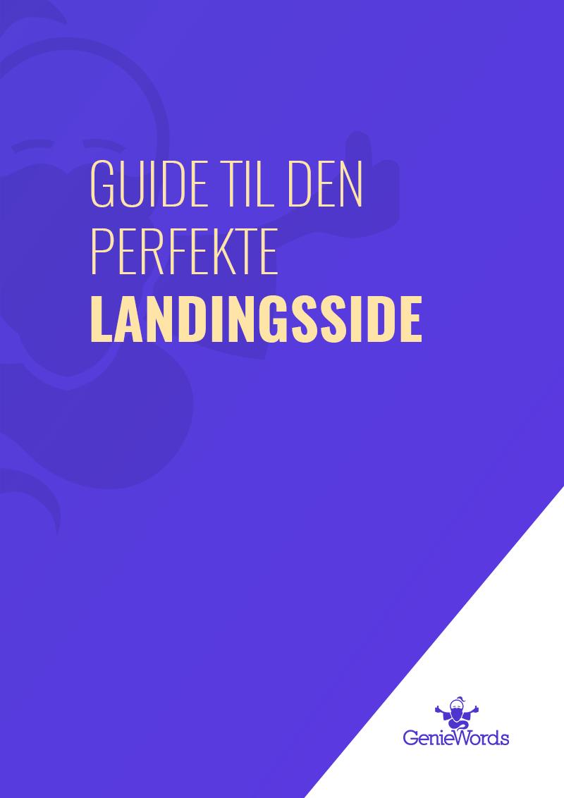Guide til den perfekte landingsside